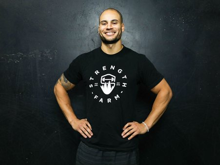 Spotlight Series: Sam Johnson of StrengthFarm- The Strength Within image