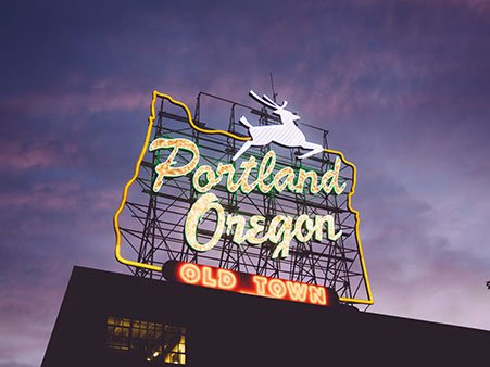 Portland, Oregon: A City That Thrives on Creative Website Design